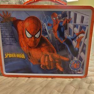 80'$ Spider-Man 🕷️ Lunch Box